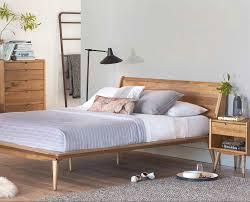 Bedroom Full Size Wood Bed Queen Bed Plans Queen Platform Bed
