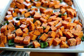 Simply Scratch Sweet Potato Home Fries Simply Scratch