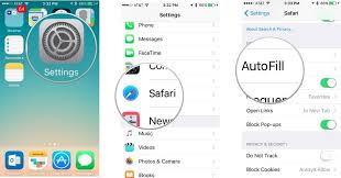 How to view Safari s saved passwords and credit card info on
