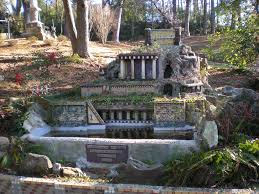 100 Images Of Hanging Gardens Of Babylon Miniature Ave Maria Grotto Flickr