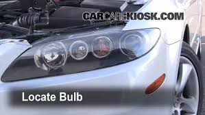 headlight change 2003 2008 mazda 6 2006 mazda 6 i 2 3l 4 cyl
