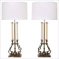 Stiffel Brass Lamp Value by Stiffel Table Lamps Pair Of Stiffel Table Lamps From A Unique