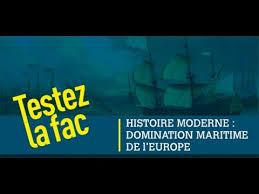 cours histoire moderne l1 histoire moderne la maritime de l europe