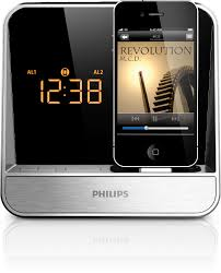 Alarm Clock radio for iPod iPhone AJ5300D 37