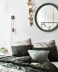 un intérieur organisé dédié au bien être grüne bettwäsche