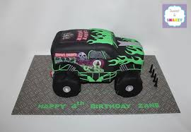 50 Lovely Monster Truck Birthday Party Supplies | Party Decoration Amazing Grace Cakes Monster Truck Blaze Cake Birthday Cake Blakes 5th Bday Youtube Ideas S Coolest Homemade Shannon Louise Studio The Cakehole Truck Birthday Facebook Main Street Caf Bakery Trucks Covered In Fondant Cakecentralcom Party Supplies Unique Edees Custom