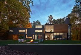100 Robert Gurney Architect Mohican Hills House By Overlooks The