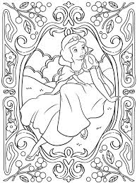 High Resolution Coloring Free Disney Pages For Adults Best 25