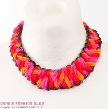 Tutorial On Easy DIY Necklace