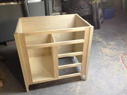 Diy Sandblast Cabinet Plans by Build Your Own Bathroom Vanity Plans Building Your Own Bathroom