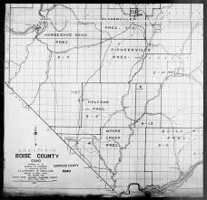 Boise County 1940 Federal Census