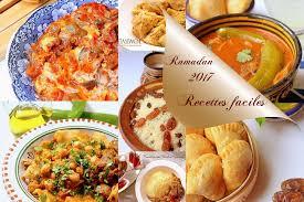 idee cuisine rapide idée recette ramadan 2017 facile recettes faciles recettes