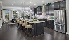 stainless steel range in our jocelyn model home san marcos