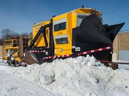100 How To Plow Snow With A Truck This Huge Train Is Called Darth Vader It Murders