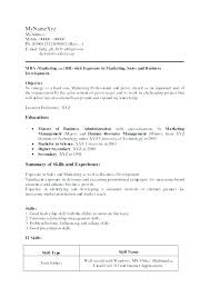 Objectives Of Resume For Freshers Good Resumes Career Objective Best In