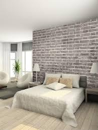 papier peint pour chambre coucher adulte papier peint trompe l œil 33 idées pour embellir maison trompe