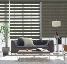 Zebra Curtain by Made To Measure Zebra Blinds Combined Blinds Roller Blinds View