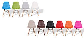 chaises color es chaises de couleurs awesome assemblage de chaises en formica tout