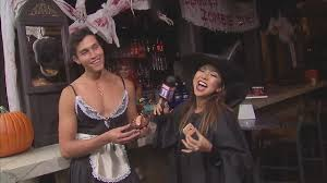 West Hollywood Halloween Carnaval 2015 by Cleanup Underway After West Hollywood U0027s Halloween Carnaval 2017