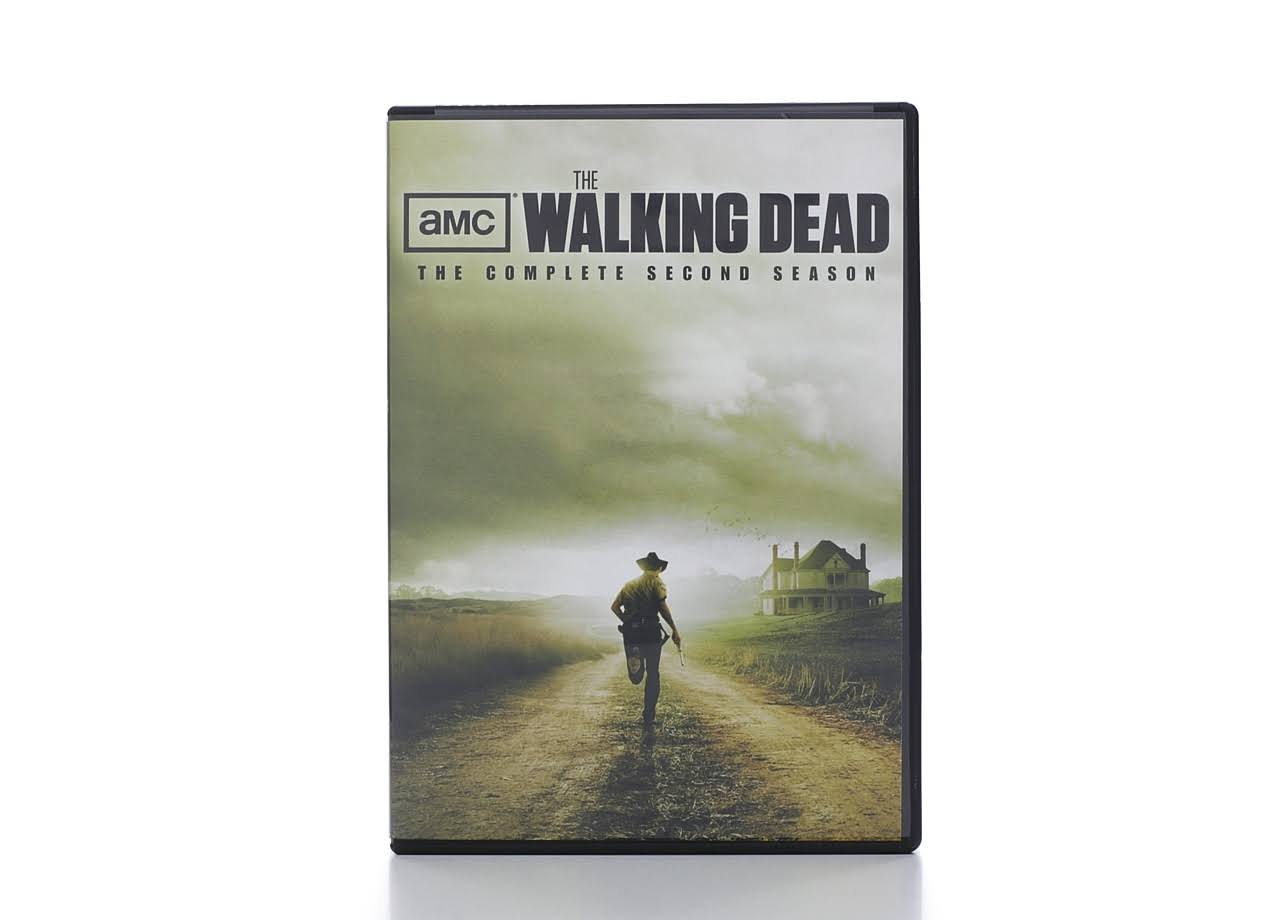 The Walking Dead Season 2 Dvd