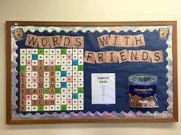 Words With Friends Interactive Teen Board Tallmadge
