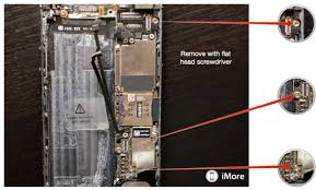How to replace the wifi antenna in an iPhone 5