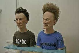 Beavis And Butthead Halloween Cornholio by Real Life Beavis And Head Images Collider