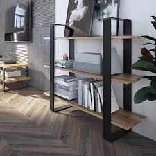 simple 9 regal im industrie und loftstil woodenking