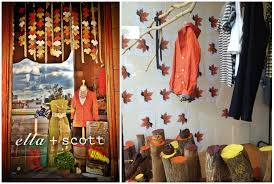 Fall Window Inp Natural Elements Displays