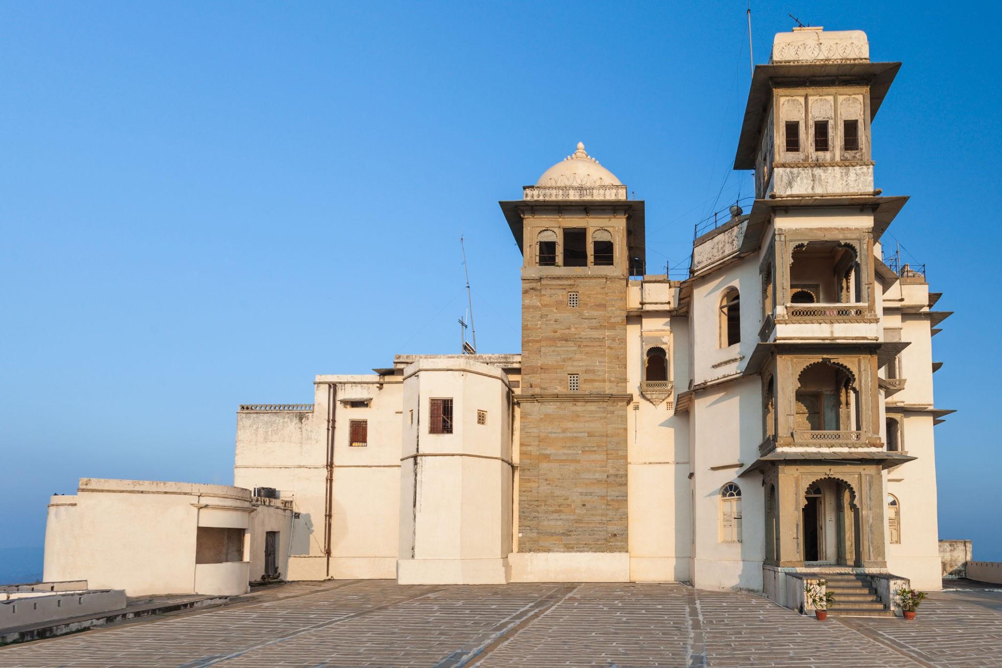 Sajjangarh Mansoon Palace