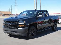2017 Chevy Silverado 1500 Work Truck 4X4 Truck For Sale In Ada OK ...