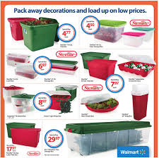 Christmas Tree Storage Bin By Iris by Walmart 2 Blacker Friday