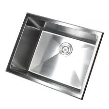 Stainless Steel Laundry Sink Undermount by 23 Inch Undermount Drop In Stainless Steel Single Bowl Kitchen