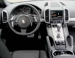 2011 Porsche Cayenne Turbo Interior surga