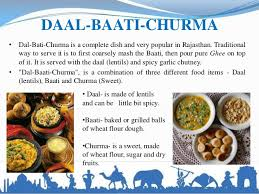 cuisines of cuisines of rajasthan