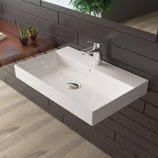 waschtisch aufsatzwaschbecken design bad waschbecken