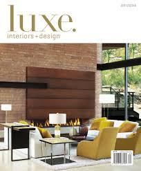 100 Residential Interior Design Magazine LUXE Interior Arizona By Sandow Media Issuu
