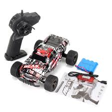 100 Monster Truck Remote Control HaoyiviviHigh Speed 120 30kmh Car RC Electric OffRoad