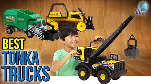Top 7 Tonka Trucks Of 2018 | Video Review