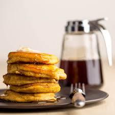 Pumpkin Pancakes With Gluten Free Bisquick by Pumpkin Pancakes Stonyfield Recipes