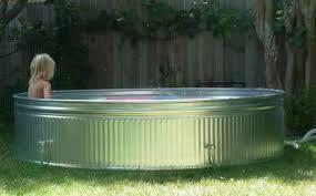 22 genius ways to use stock tanks galvanized tubs homestead