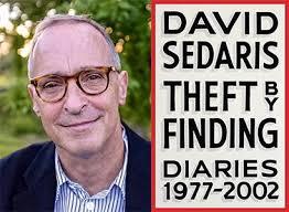 David Sedaris Will Present Theft By Finding Diaries 1977 2002