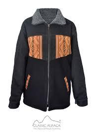 Men s Alpaca Sweaters Men s Alpaca Barn Jacket