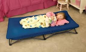 Portable toddler bed Ed Bauer Portable Toddler Bed for Travel