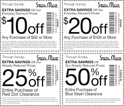 Stein Mart Coupons - $10 Off $50 & More Today At Stein Smart Fniture Coupon Code Saltgrass Steak House Plano Tx Area 51 Store Scream Zone Coupons Stein Mart The Bargain Bombshell Coupon Codes 3 Valid Coupons Today Updated 20181227 Money Mart Promo Quick Food Ideas For Kids Barcode Nexxus Printable 2019 Bookdepository Discount Codes Promo Fonts Com Hell Creek Suspension Venus Toddler Lunch Box Daycare Discounts Code Travelex