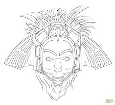 Native American Printable Coloring Pages Adult Within Intended To