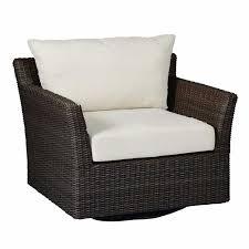 Portofino Patio Furniture Canada by Chair Canada Black Round Outdoor Lounge Chair Wicker Patio
