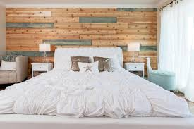 Bedroom Feature Wall Ideas Decorating Contemporary Marvelous And Interior Design