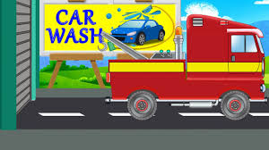 Tow Truck | Car Wash | Game For Toddlers | Kids Videos | Pinterest ...