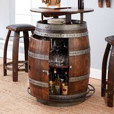 Wine And Grape Kitchen Decor Ideas by Wine Barrel Furniture Wine Enthusiast